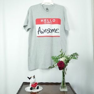 Hello my name is Awesome Ink inc.